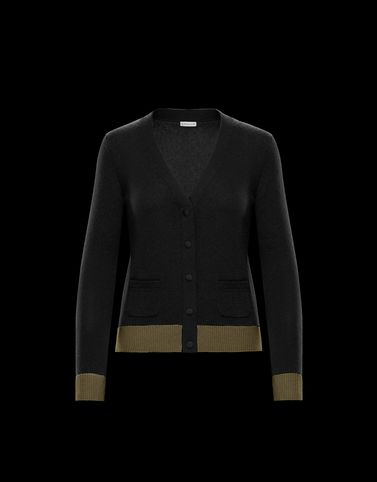 MONCLER CARDIGAN - Cashmere jumpers - women