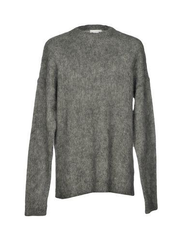 Фото - Мужской свитер BONSAI серого цвета