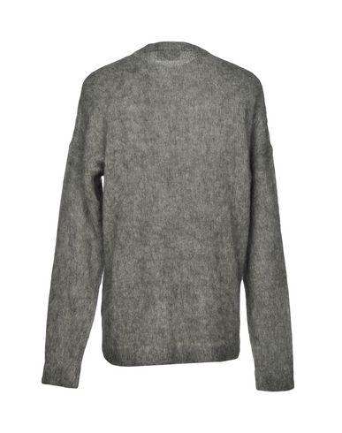 Фото 2 - Мужской свитер BONSAI серого цвета