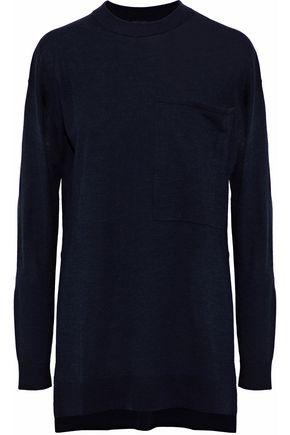 JOSEPH Mélange merino wool sweater
