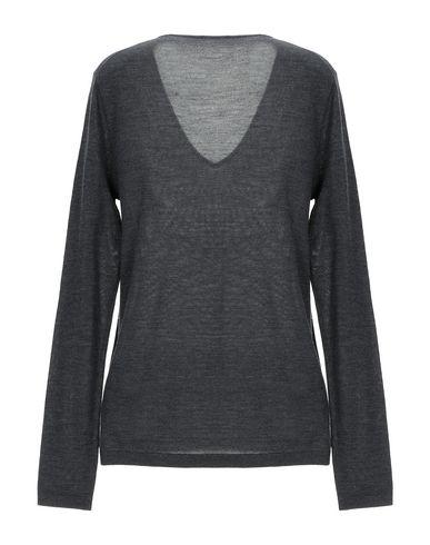 Фото 2 - Женский свитер SUN 68 цвет стальной серый