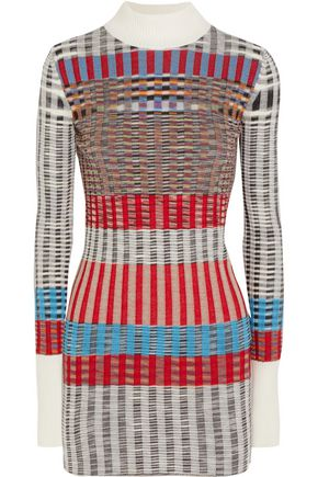 MISSONI Ribbed wool-blend sweater