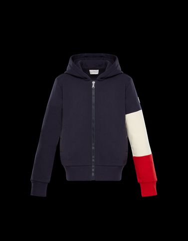 MONCLER SWEATSHIRT - Strickjacken - herren
