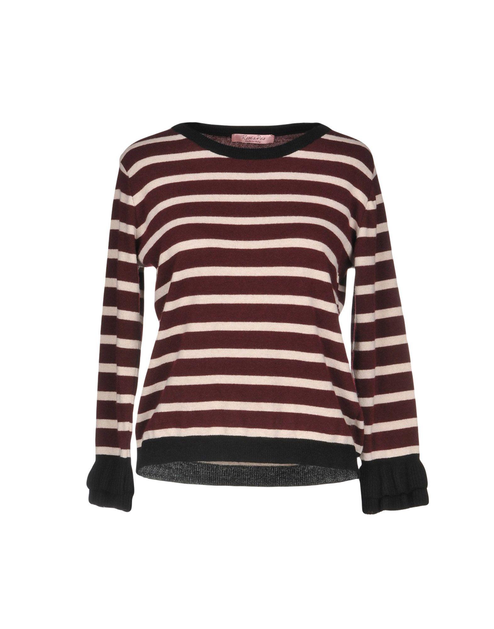 ROSE' A POIS Свитер rose carmine свитер