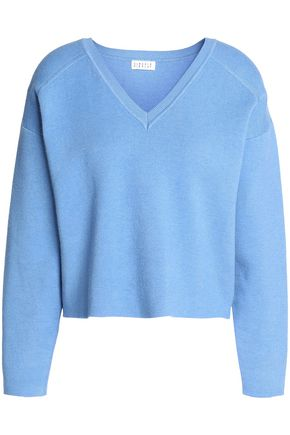 CLAUDIE PIERLOT Stretch-knit sweater