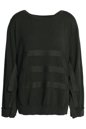 CLAUDIE PIERLOT Striped wool sweater