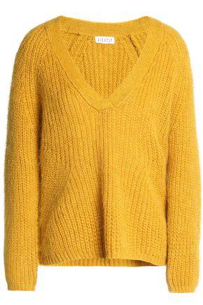 CLAUDIE PIERLOT Open-knit sweater