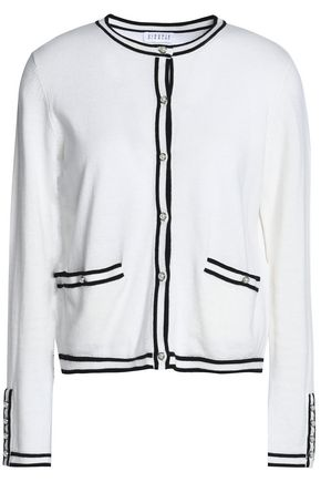 CLAUDIE PIERLOT Stretch-knit cardigan