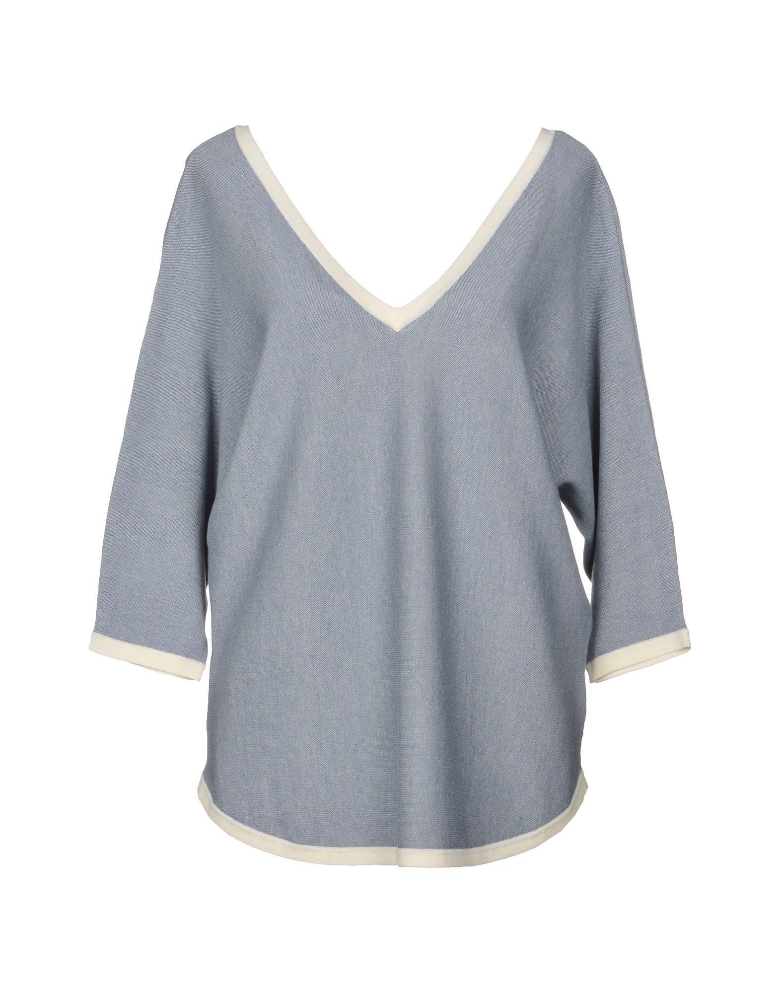 SET Sweater in Pastel Blue