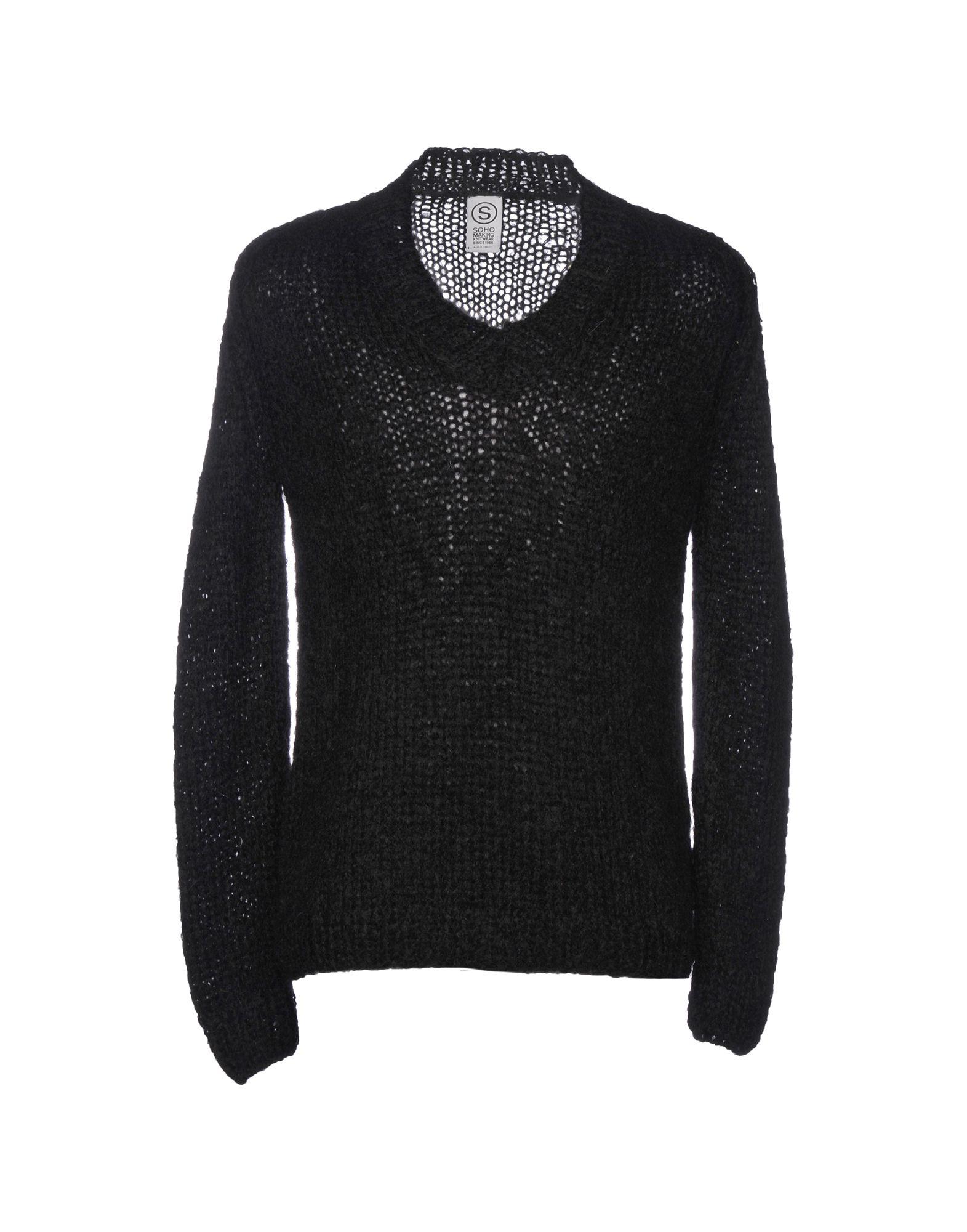 SOHO Sweater in Black