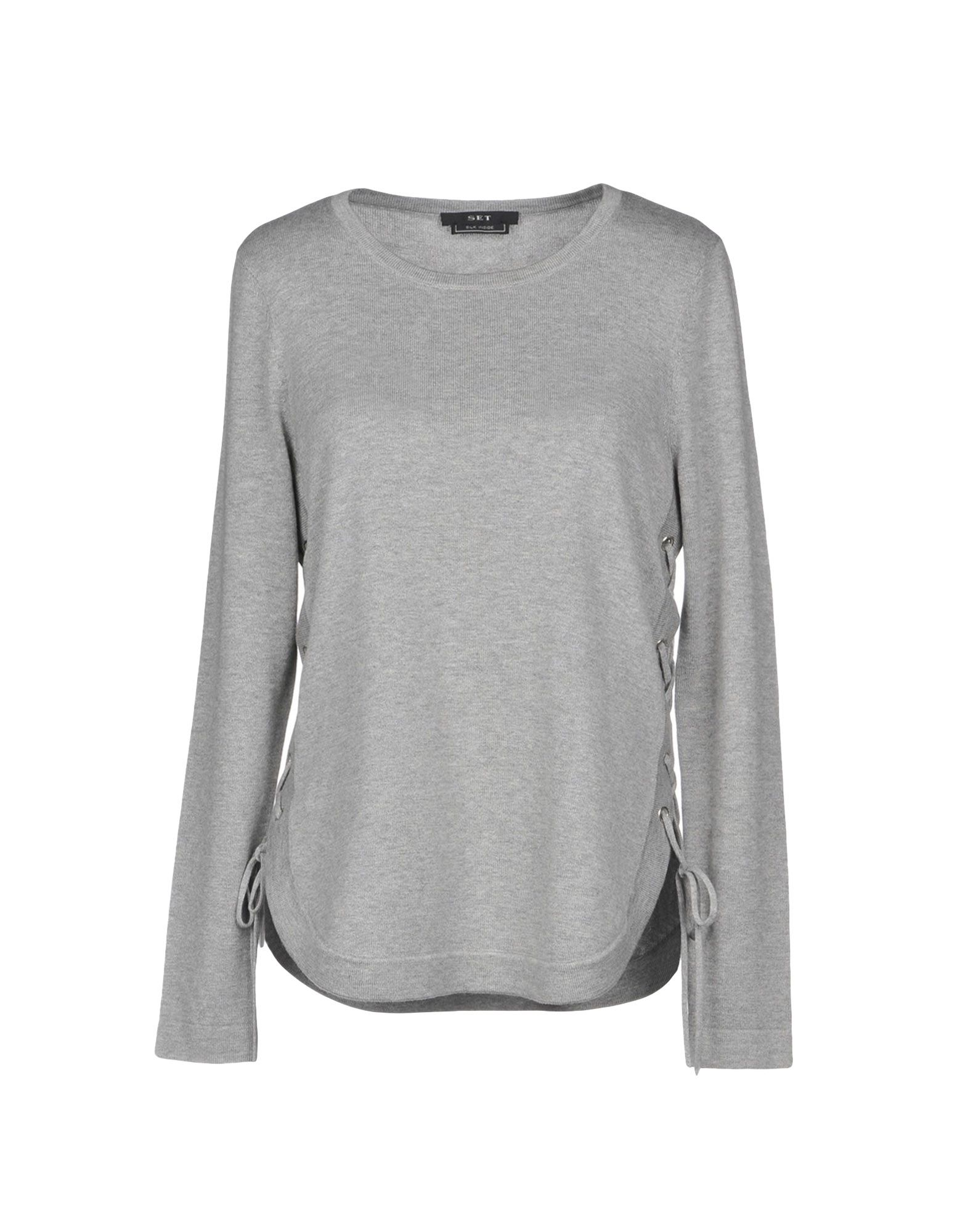 SET Sweater in Light Grey