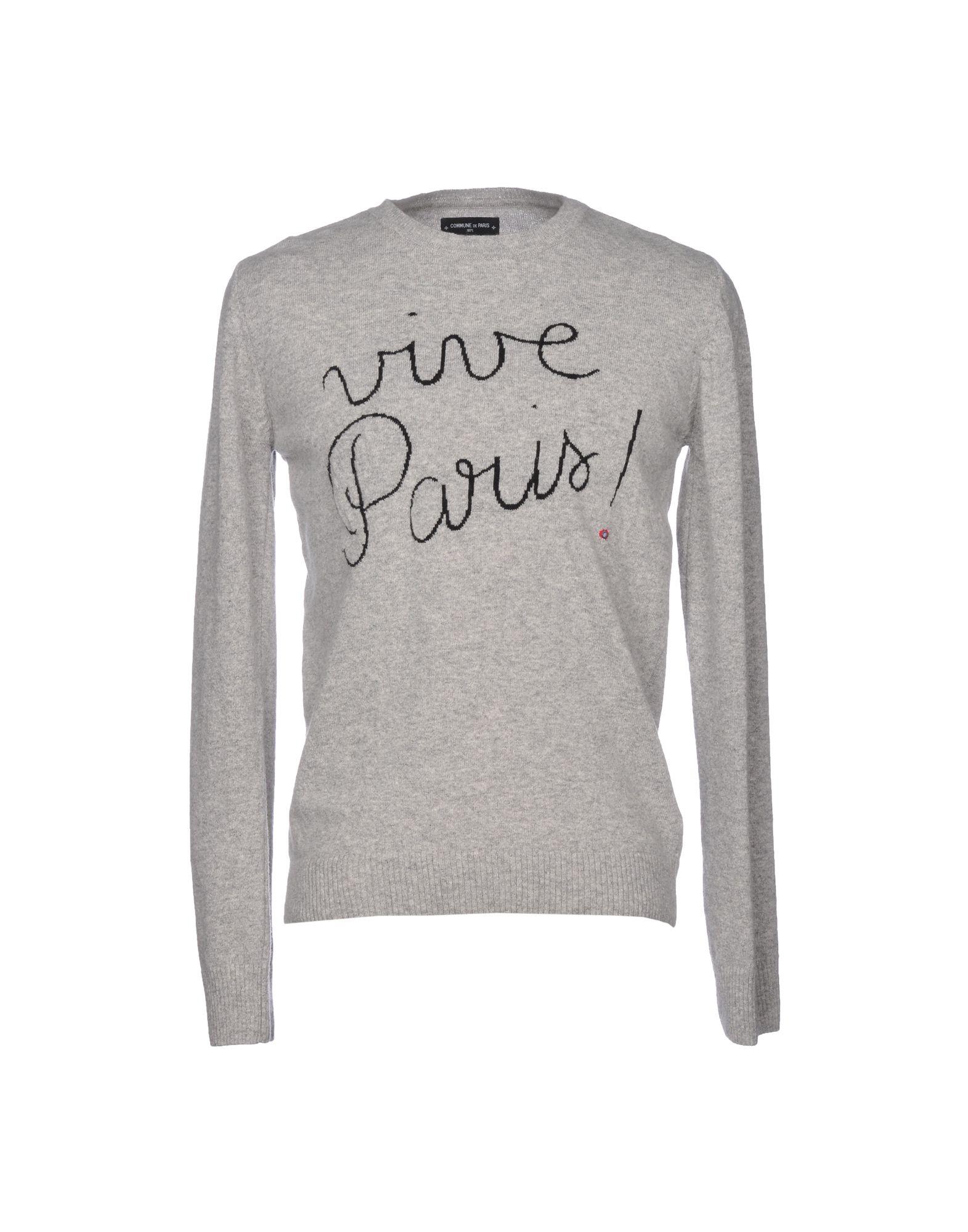COMMUNE DE PARIS 1871 Свитер commune de paris 1871 dimanches джинсовая рубашка
