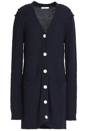 SEE BY CHLOÉ Cotton-blend cardigan
