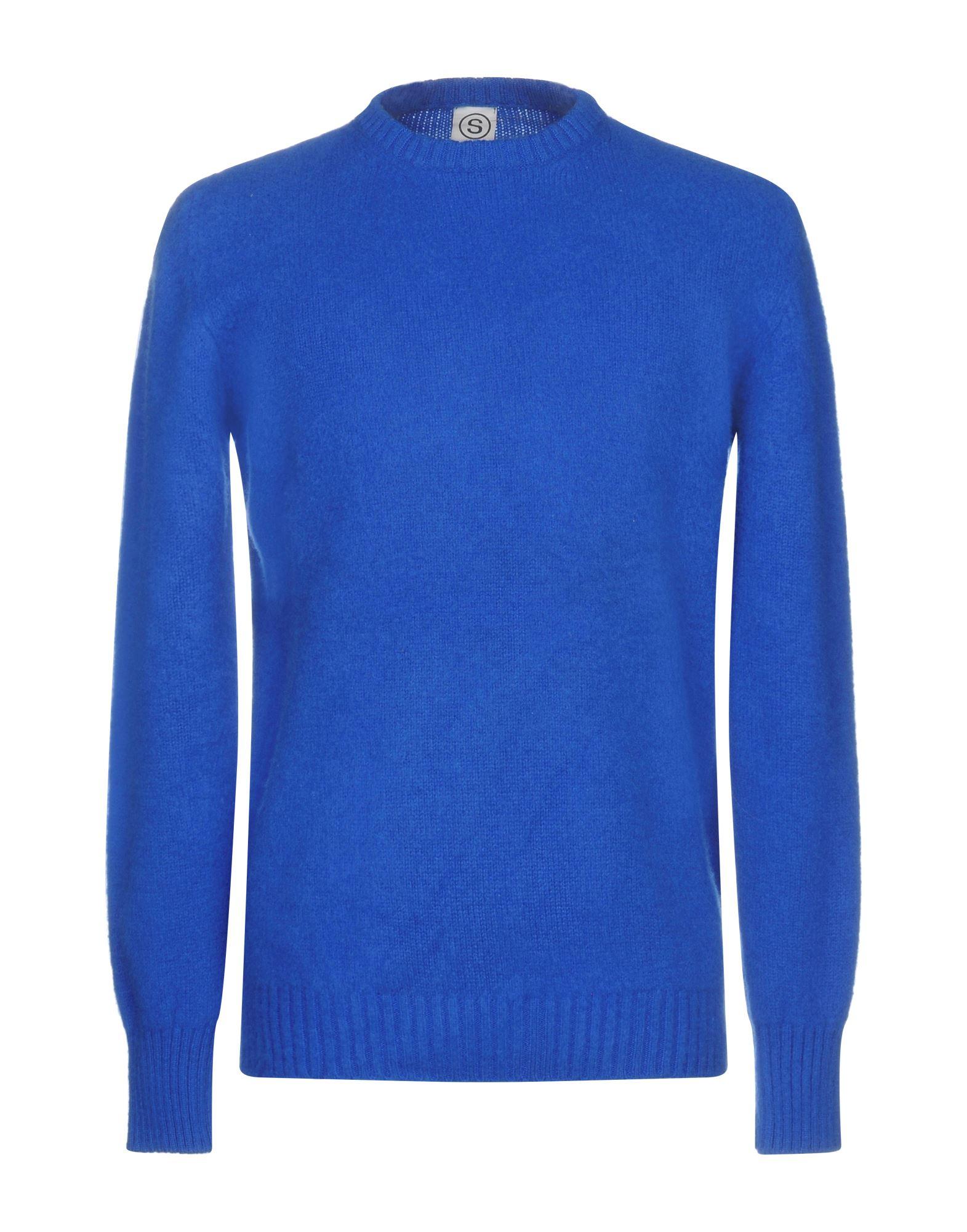 SOHO Sweater in Bright Blue