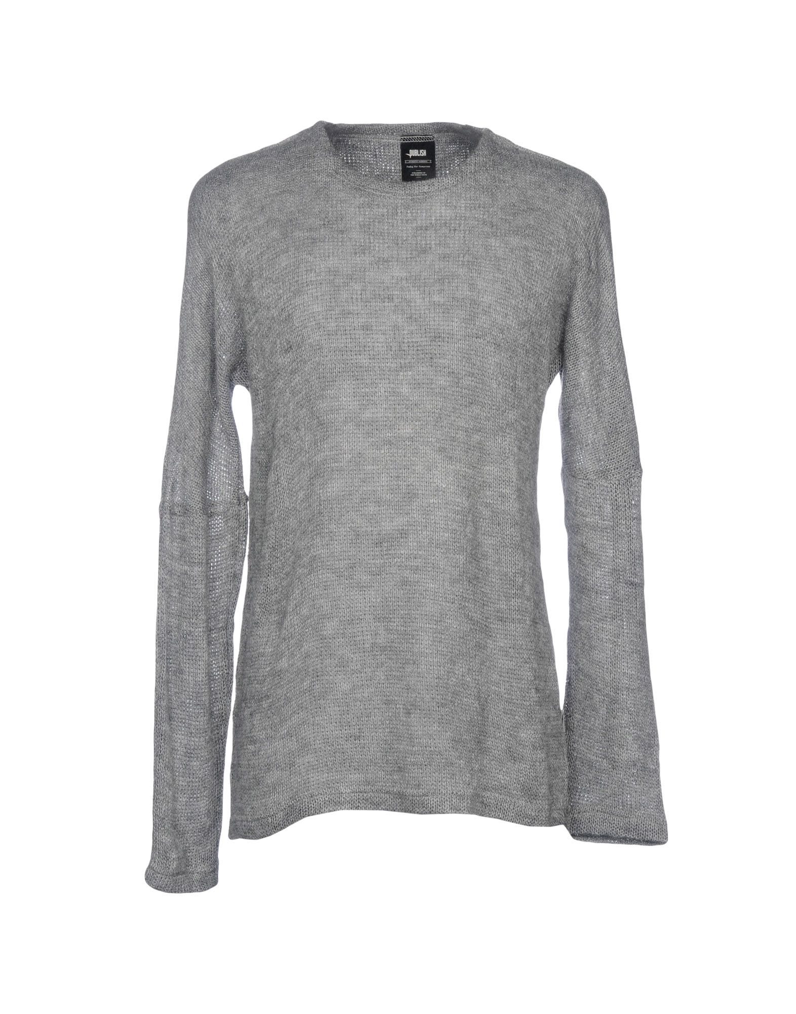 PUBLISH Sweater in Grey