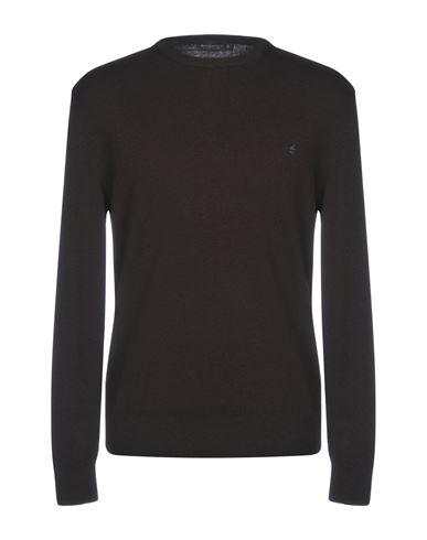Фото - Мужской свитер BROOKSFIELD темно-коричневого цвета