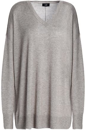 LINE Modal and cashmere-blend sweater