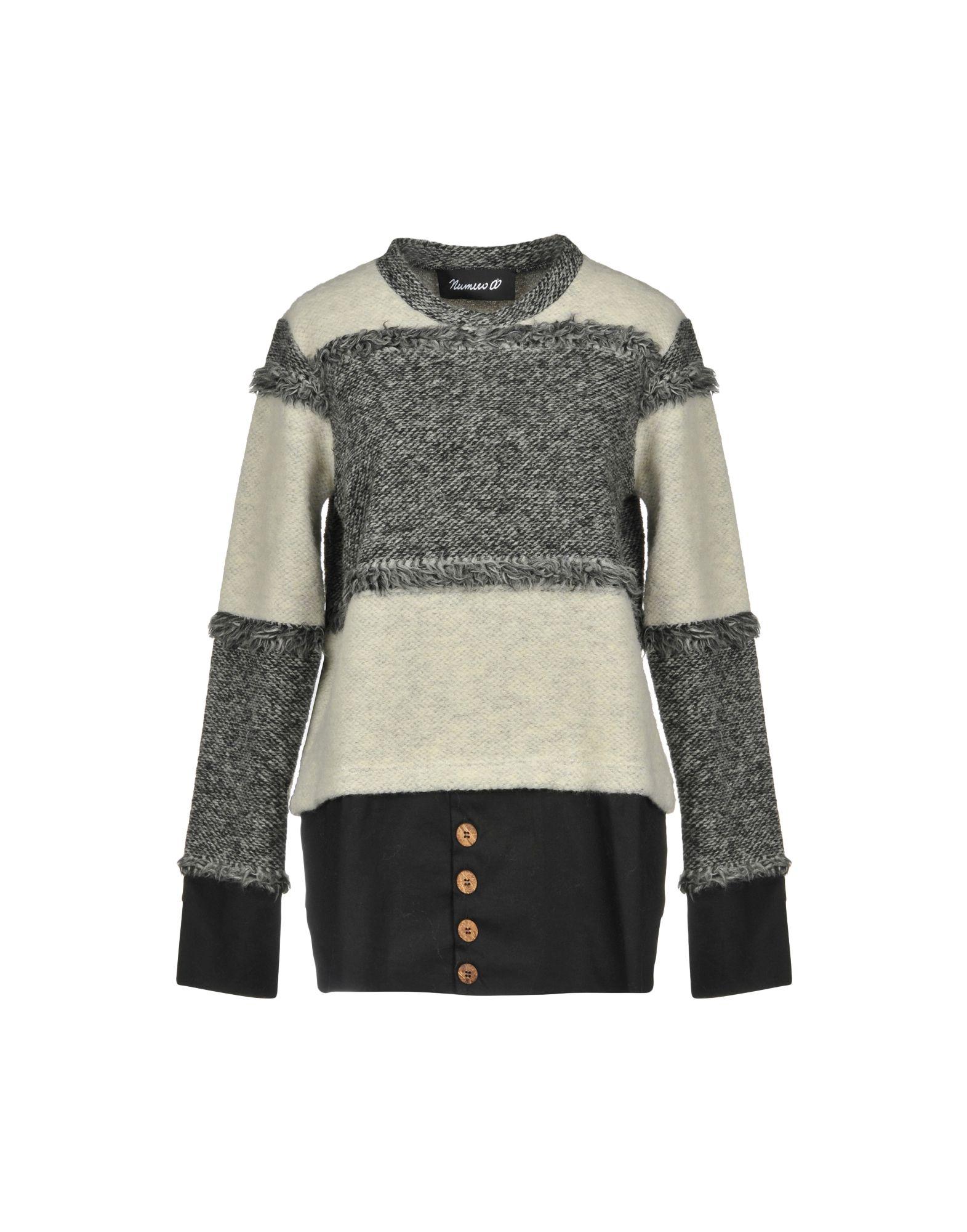 NUMERO 00 Sweater in Black