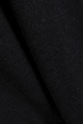 TOME Two-tone wool turtleneck sweater