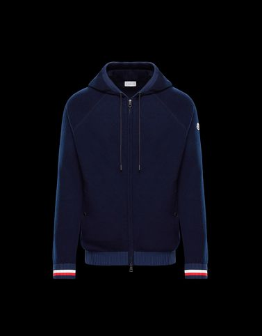 new product 84ea9 e93a3 Moncler CARDIGAN for Man, Cardigans | Official Online Store