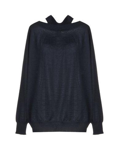 Фото - Женский свитер L.V..N. темно-синего цвета