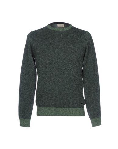 Фото - Мужской свитер BROOKSFIELD цвет зеленый-милитари