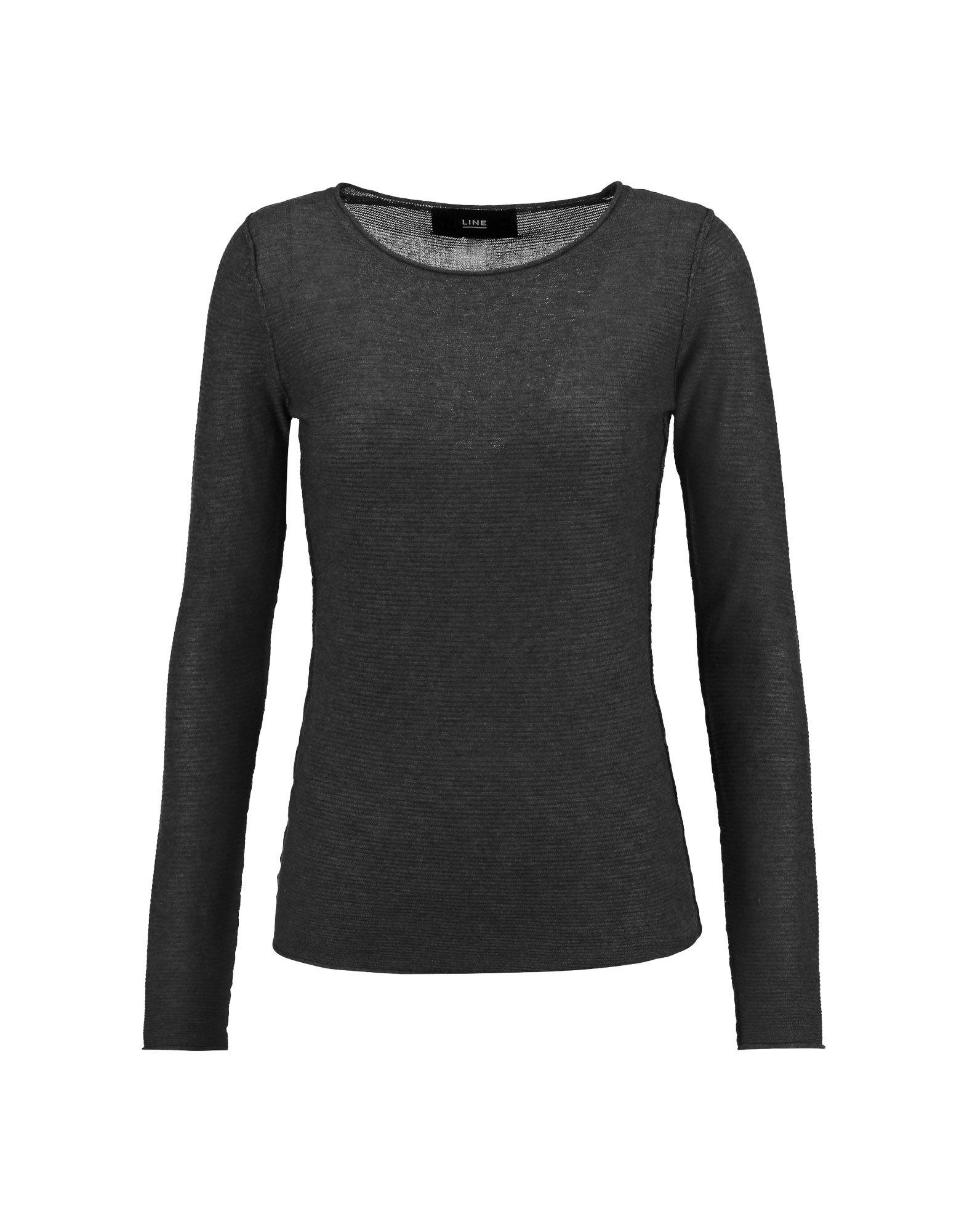 LINE Sweater in Lead