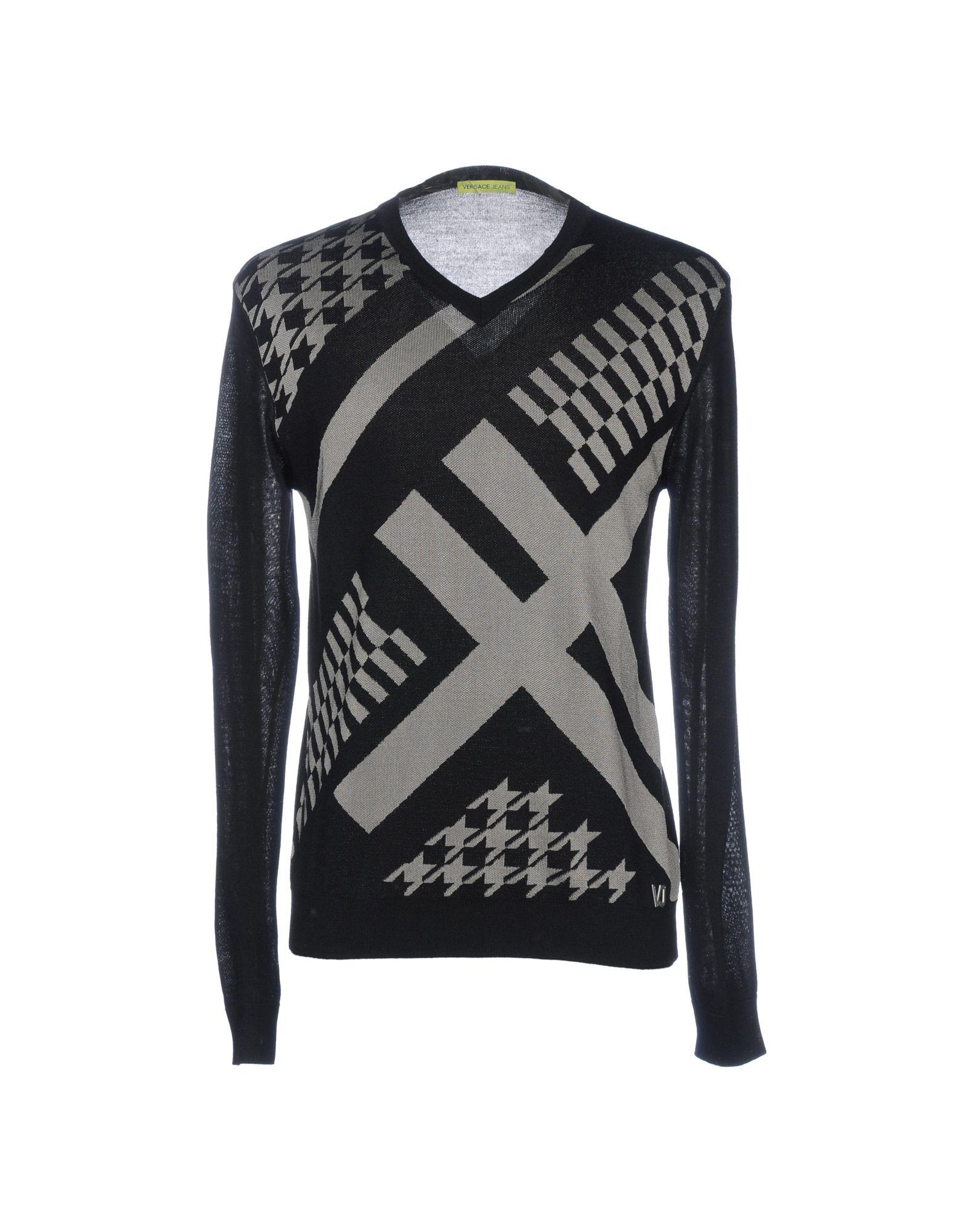 VERSACE JEANS Свитер versace свитер