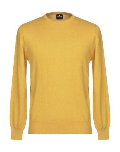Купить Мужской свитер  цвет охра