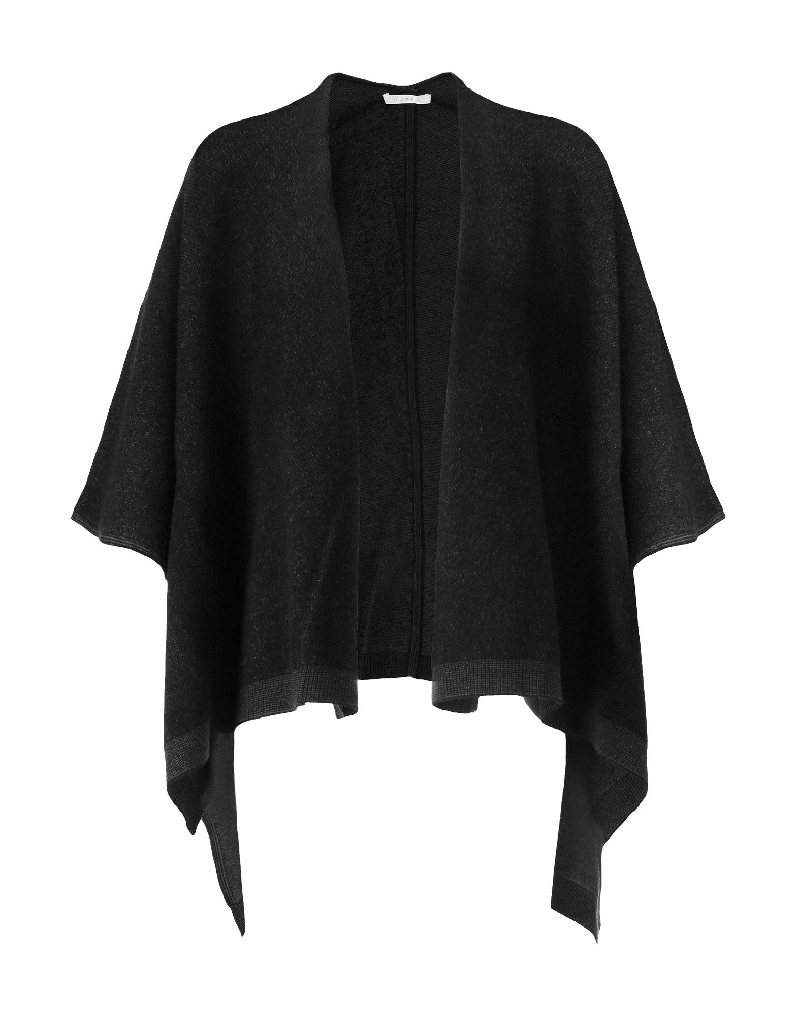 DUFFY Cardigan in Black
