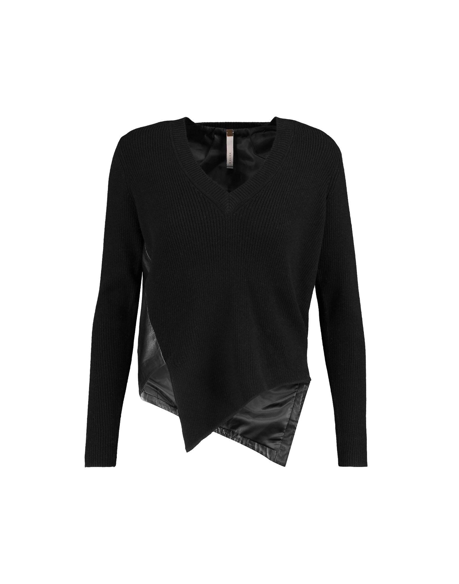 SOYER Sweater in Black