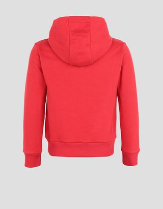 Scuderia Ferrari Online Store - Children's sweatshirt with Shield - Hooded Jumpers