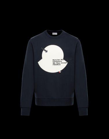 MONCLER SWEATSHIRT - Sweatshirts - herren