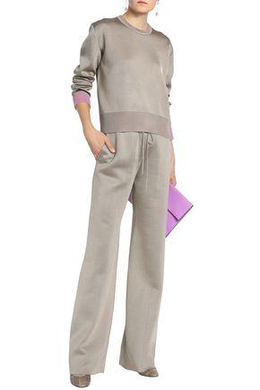 BOTTEGA VENETA Stretch wool and silk-blend sweater