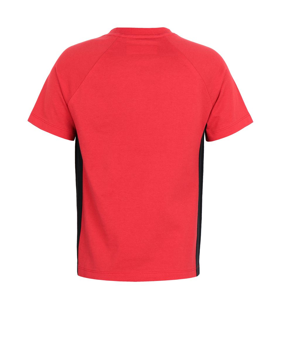 Scuderia Ferrari Online Store - Children's cotton T-shirt with speedometer print - Short Sleeve T-Shirts