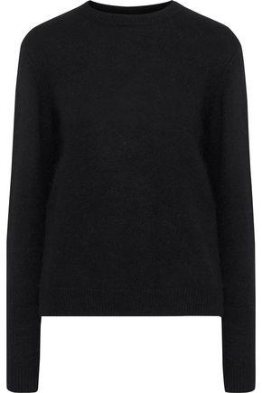 MAJE Cutout knitted sweater