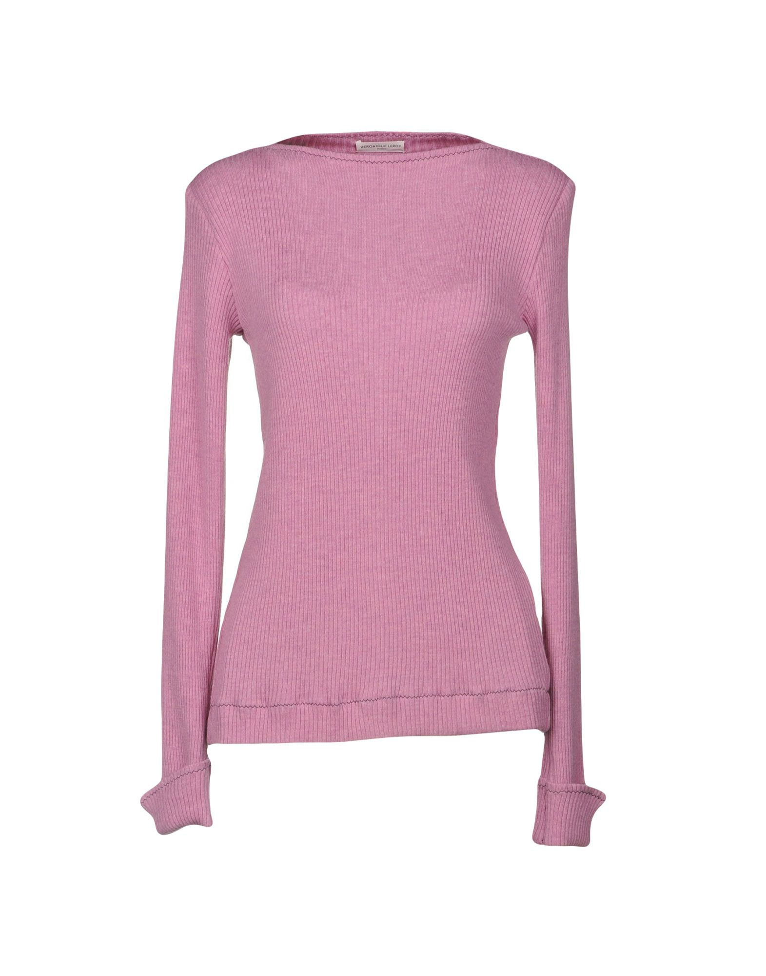 VERONIQUE LEROY Sweaters in Pastel Pink