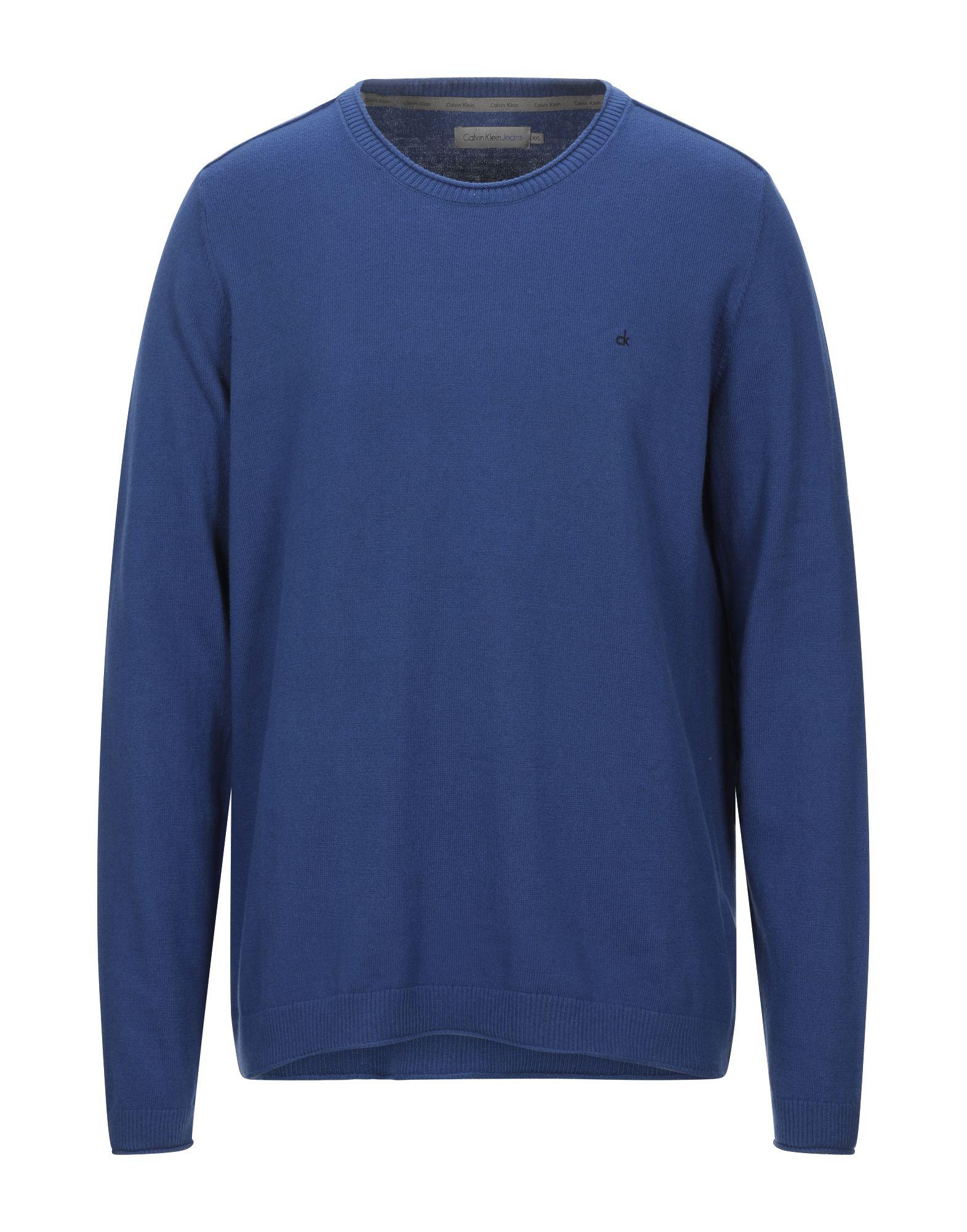 джемпер женский calvin klein jeans цвет серый j20j208528 0390 размер xs 40 42 CALVIN KLEIN JEANS Свитер