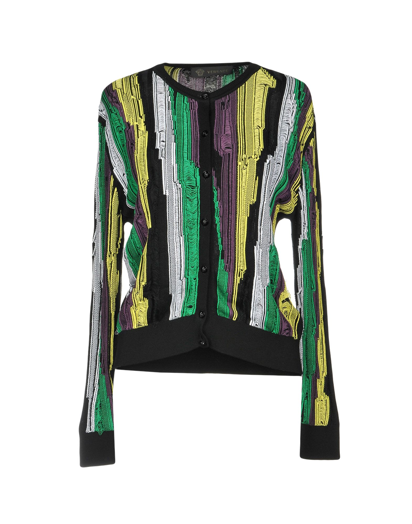 VERSACE Кардиган футболка versace разноцветный