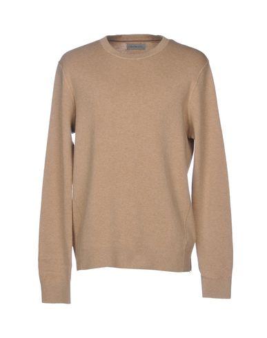 Фото - Мужской свитер  цвет песочный