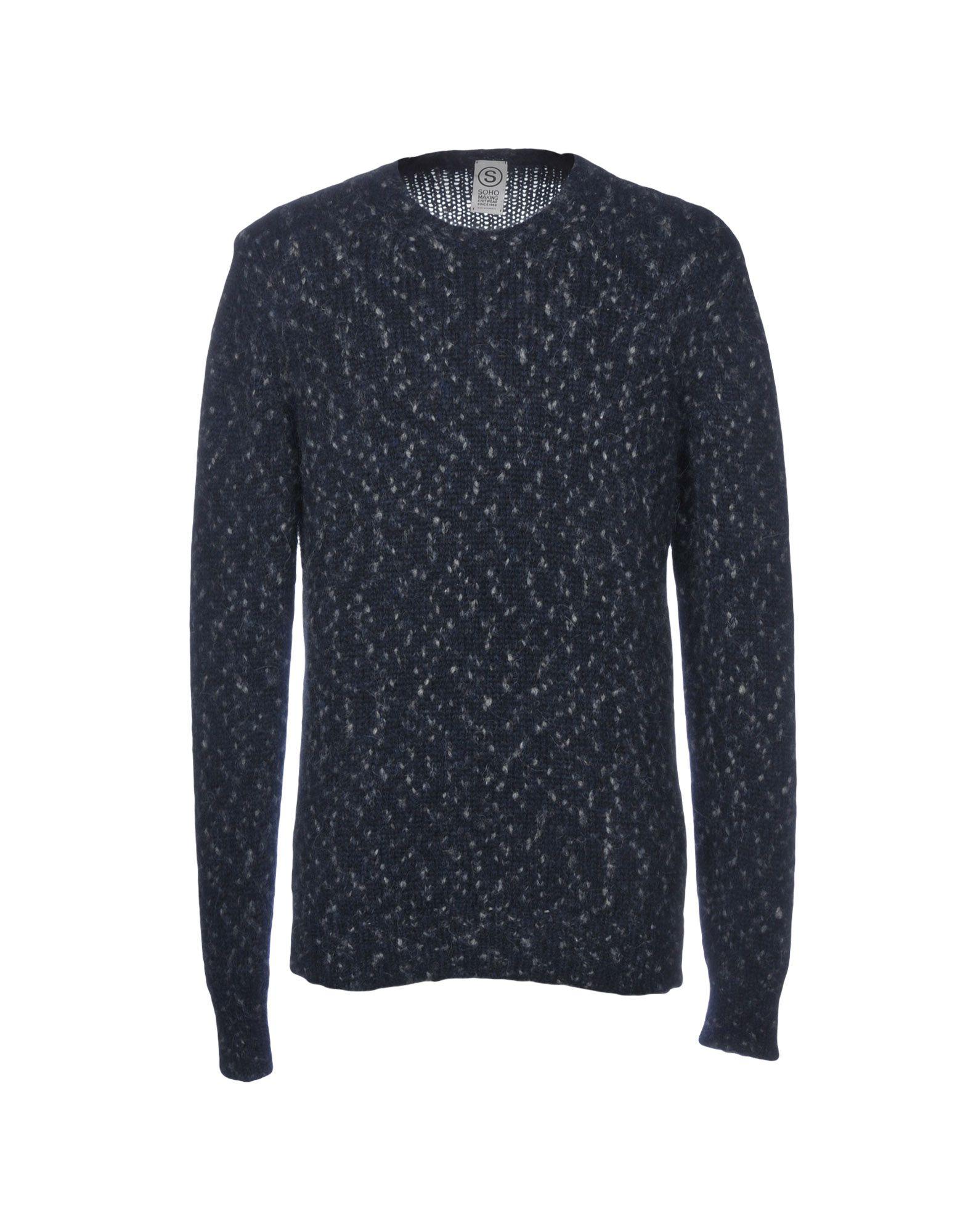 SOHO Sweater in Dark Blue