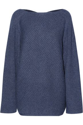 DEREK LAM Ribbed cashmere sweater