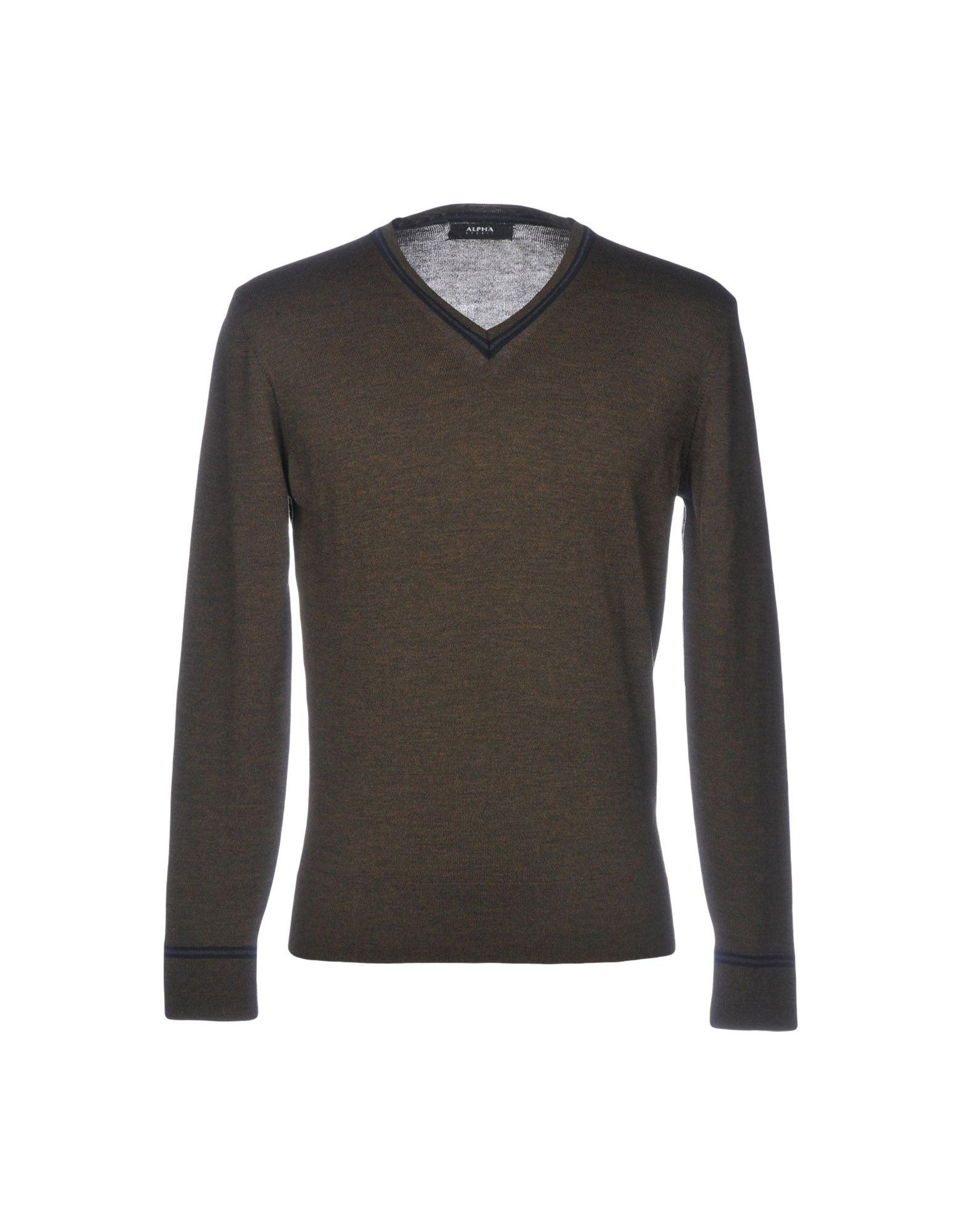 ALPHA STUDIO Свитер alpha studio свитер