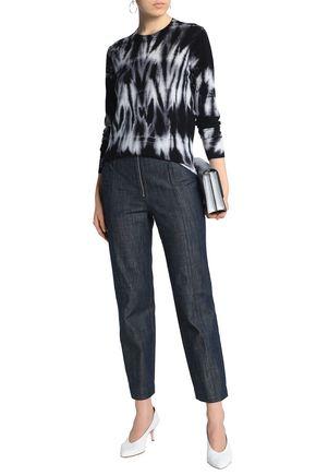 PROENZA SCHOULER Tie-dyed merino wool sweater