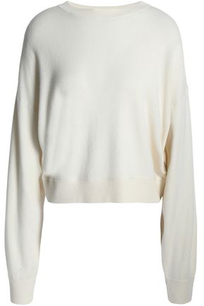 THEORY Silk-blend sweater