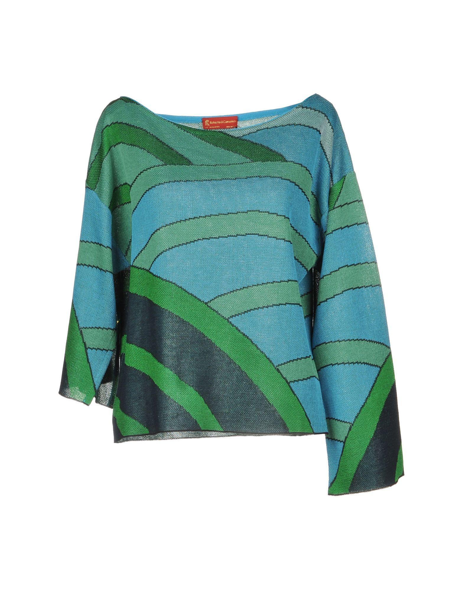 ROBERTA DI CAMERINO Sweater in Pastel Blue