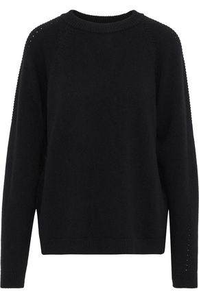 BELSTAFF Shilpa wool and cashmere-blend sweater