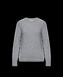 MONCLER CREWNECK - Cashmere jumpers - women