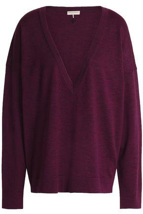 EMILIO PUCCI Mélange merino wool sweater
