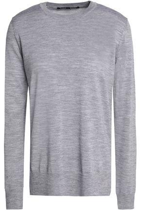 PROENZA SCHOULER Mélange merino wool sweater
